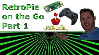 On The Go Gaming RetroPie   Part 1