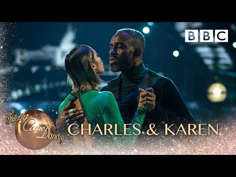 Charles Venn and Karen Clifton Tango to 'Eleanor Rigby' by Big Country - BBC Strictly 2018