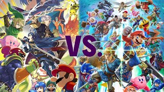 Smash 4 vs. Ultimate - Which is Better?