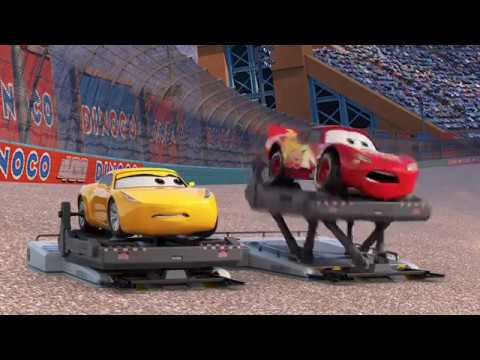 Cars 3: Road to the Races Tour Behind the Scenes Featurette