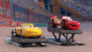 Cars 3: Road to the Races Tour Behind the Scenes Featurette | ScreenSlam