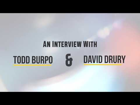 God is for Real Interview w/Todd Burpo and David Drury