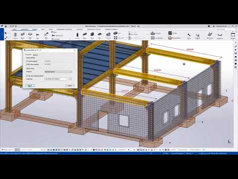 New Extension to Combine IFC 2x3 with BVBS in Tekla Structures 2021
