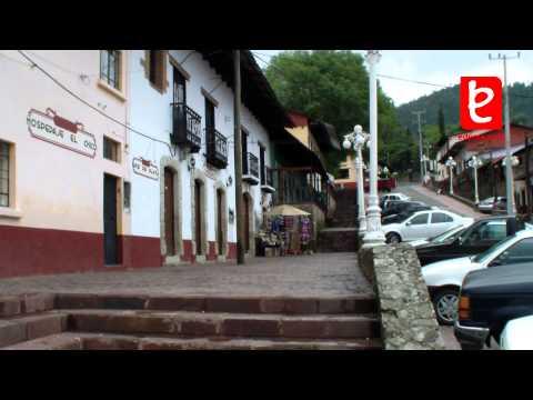 Pueblo Mágico: Mineral del Chico. (Magic Town) www.edemx.com
