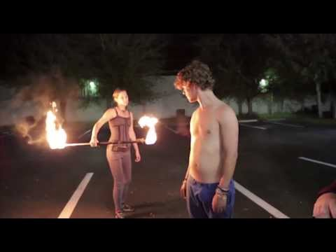 Fire Dancing is Awesome 2013