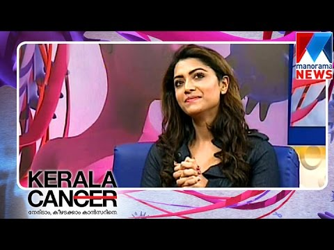 Mamta Mohandas and Ratheesh Vega in Liveathon | Manorama News | Kerala Can