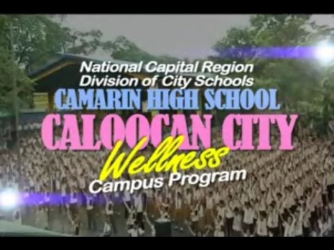 Choose Wellness Camarin High School - Caloocan City | WELLNESS CAMPUS PROGRAM | Nestle PH