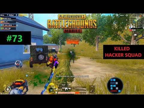PUBG MOBILE | KILLED HACKERS/CHEATERS & CHICKEN DINNER WITH FUN GAMEPLAY