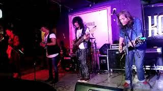 Keren dan Kece Hamburger Band bawain lagu Hio medley Kuda Lumping (cover)