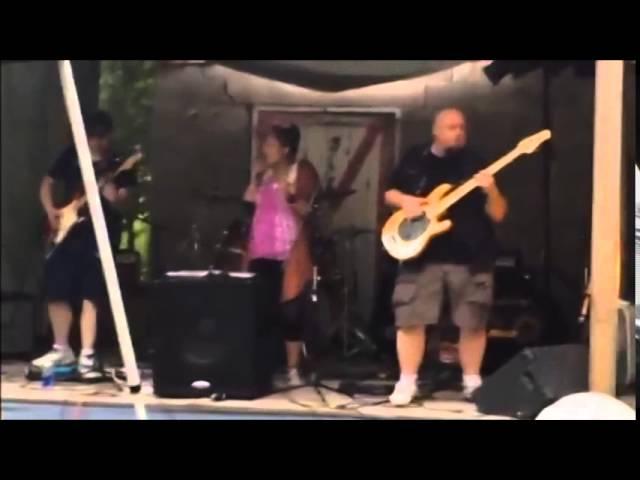 Steamroller Blues live At Larypalooza 2014