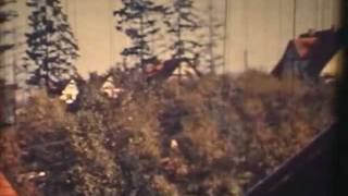 Retterode - Dorfidylle von 1968 - Hessisch Lichtenau - Hessen - Germany