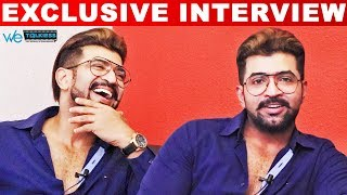 Only Ajith sir had confidence in me - Arun Vijay Exclusive Interview | Thadam