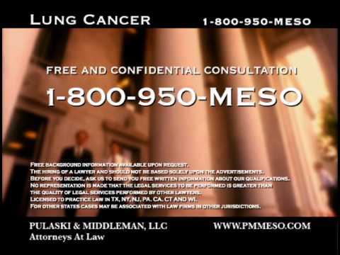 Mesothelioma/Asbestos Claims