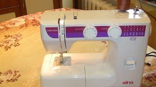 видео Швейная машина Janome: описание, функции, отзывы