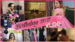 VLOG: Birthday 2021, Big surprise, Self gift etc. | Raisa Alam