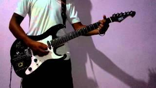Simpan Meh guitar Tehnical cover