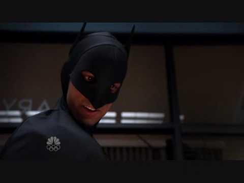 Community: Abed as Batman