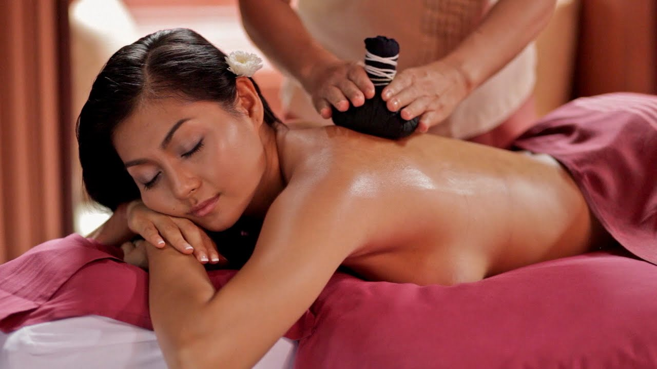 thai sensual massage video facialcumshot