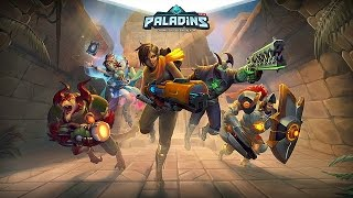 """FIX Paladins Error """"Cannot Start Hirez Authenticate and Update Service"""" - WORKS 100%!"""