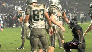 CIF State Football Open Division Championship - DE LA SALLE vs SERVITE