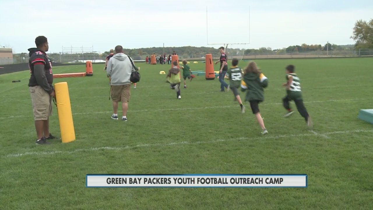 Cheap Packers Youth Football Camp 5pm 10 8 2015 YouTube  for cheap