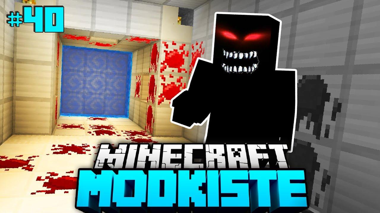 Was Ist HIER PASSIERT Minecraft Modkiste DeutschHD YouTube - Minecraft modkiste spielen