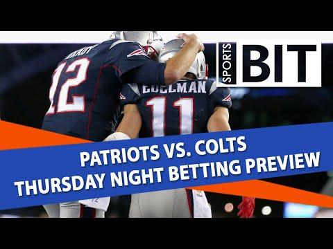 Patriots vs Colts Thursday Night Football Betting Preview | Sports BIT