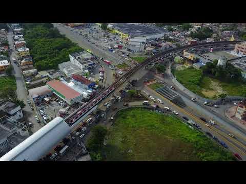 Santo Domingo in 4k
