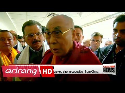 Dalai Lama unfazed by China's warning to India over his Arunachal visit