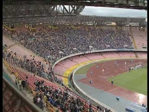 NAPOLI BENEVENTO hiligth campionato serie c1 2004 2005.mov