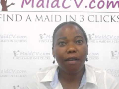 MaidCV.com - Interview of Mukine - Congo Maid