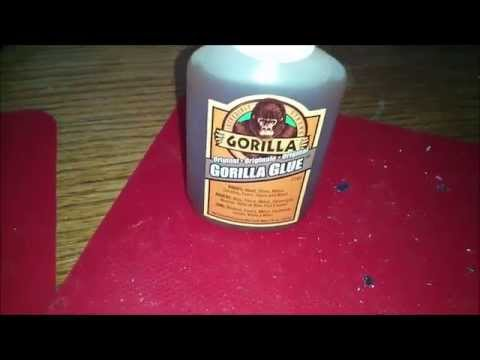 Subwoofer part 8, Gorilla Glue to the rescue!