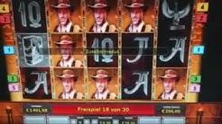 BOOK OF RA 25€ Einsatz ONLINECASINO Jackpot bei Ovo Casino
