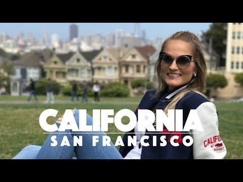 O que fazer em San Francisco? - vlog de viagem California - Ep.8