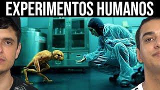 7 EXPERIMENTOS FEITOS EM HUMANOS !!