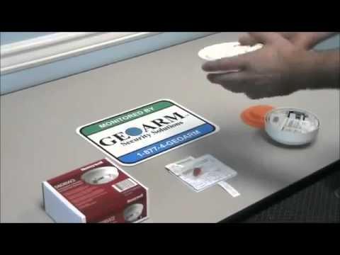 How to Install the Honeywell 5808W3 Heat & Smoke Detector
