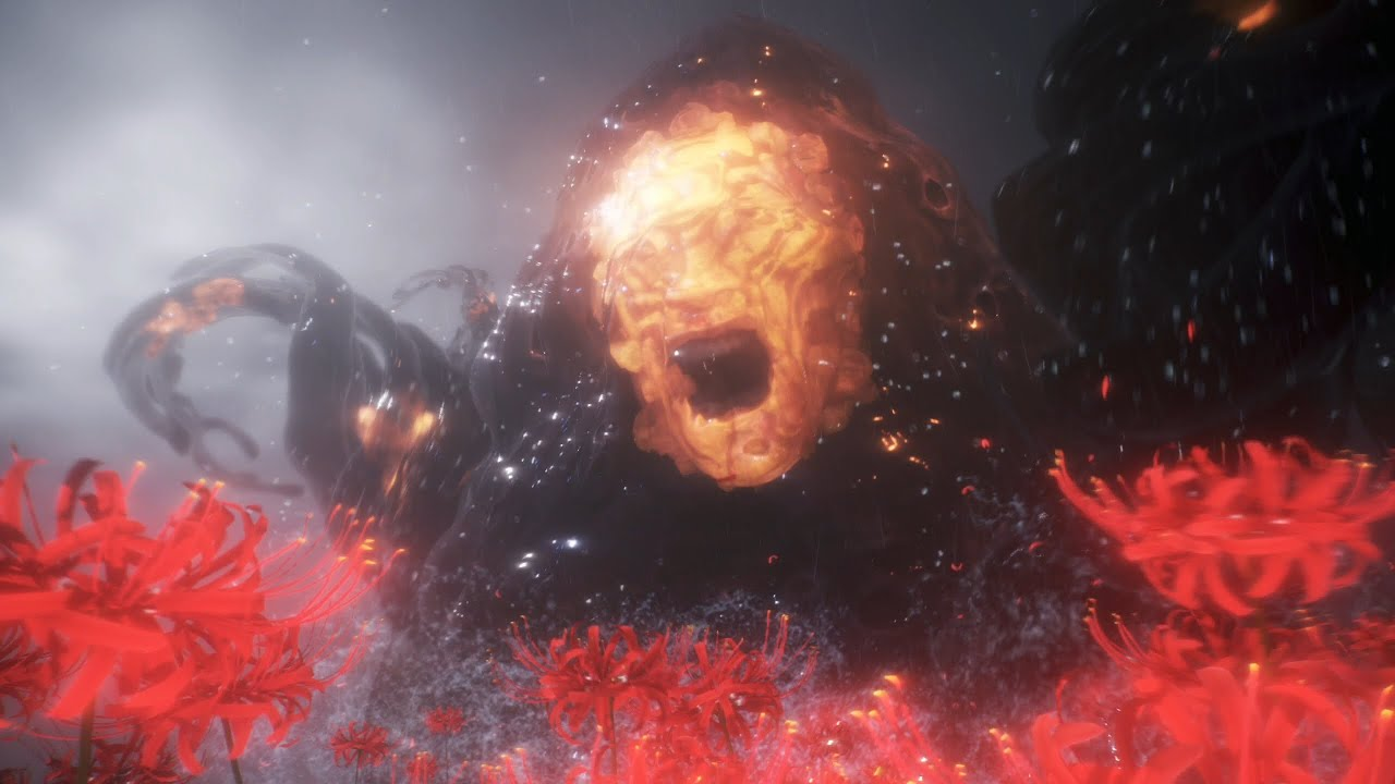 Nioh 2 DLC - Uminyudo Boss Fight