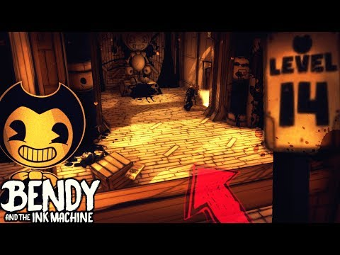 Thumbnail: DRAINING LEVEL 14 & HACKING THE LIFT!! | Bendy and the Ink Machine [Chapter 3] Ink Hack