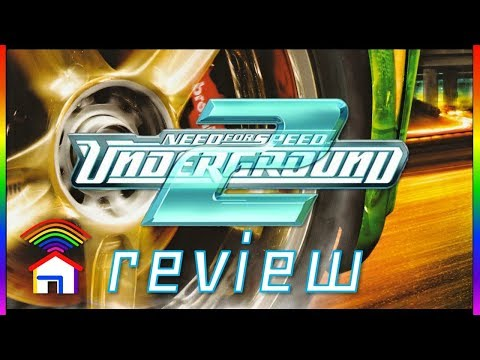 Need for Speed: Underground 2 review - ColourShed