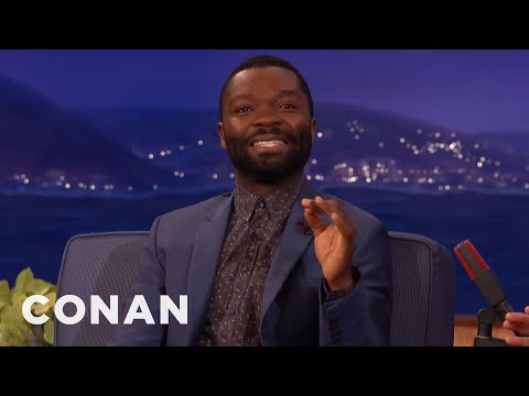 David Oyelowo's Super-Gross Fast Food Mistake  - CONAN on TBS