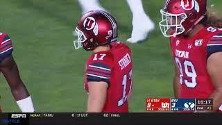 Byu vs Utah Football Game Highlights 2019