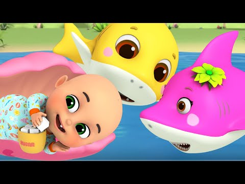 Baby Shark Doo Doo Doo - Learn English with Songs for Children | Jugnu Kids