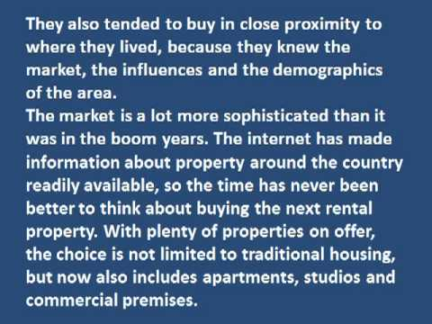 Apartments and Studios Desirable Options for Rental Investments