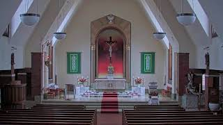 Preview of stream St Patrick's Greenock, Live Stream Mass