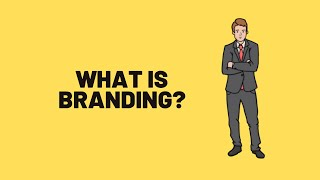 What is branding?|Branding concept |Animation video for branding
