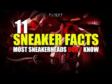 11 Sneaker Facts Sneakerheads NEED To Know