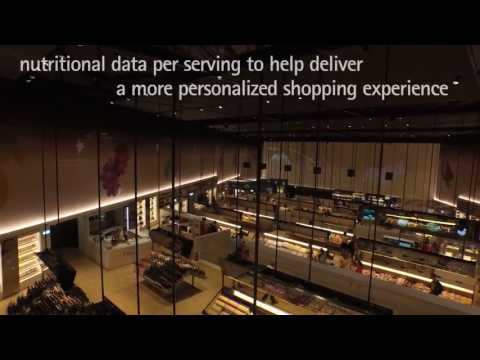 Supermarket of the Future is here - Coop Italy @EXPO2015 Milan (Italy)