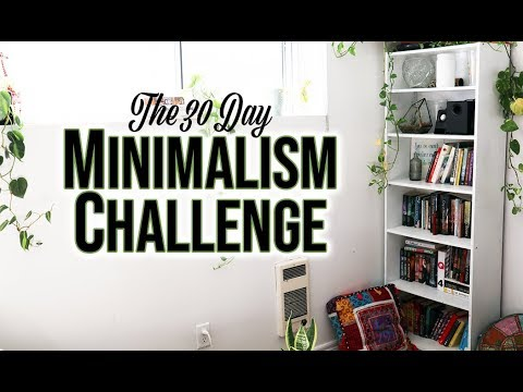 Getting Rid of Everything + Becoming a Minimalist
