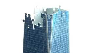 Puzzle 3D Building - Freedom Tower - One World Trade Center