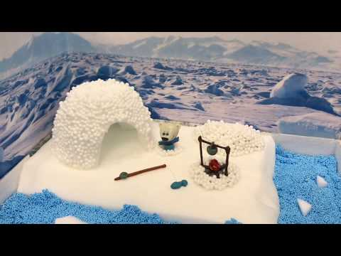 Поделка зимняя сказка своими руками в детский сад